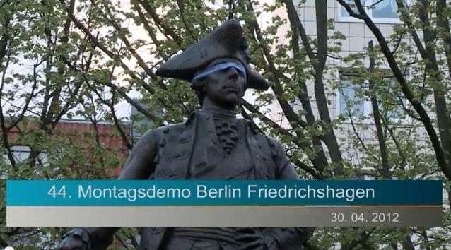 Warum trägt der Friedrichshagener alte Fritz ein blaues Band um die Augen? Warum haben sich die Bezirkspolitiker von Treptow-Köpenick von der DFS über Flugrouten aufklären lassen: Ein Bericht von Bezirksstadtrat […]