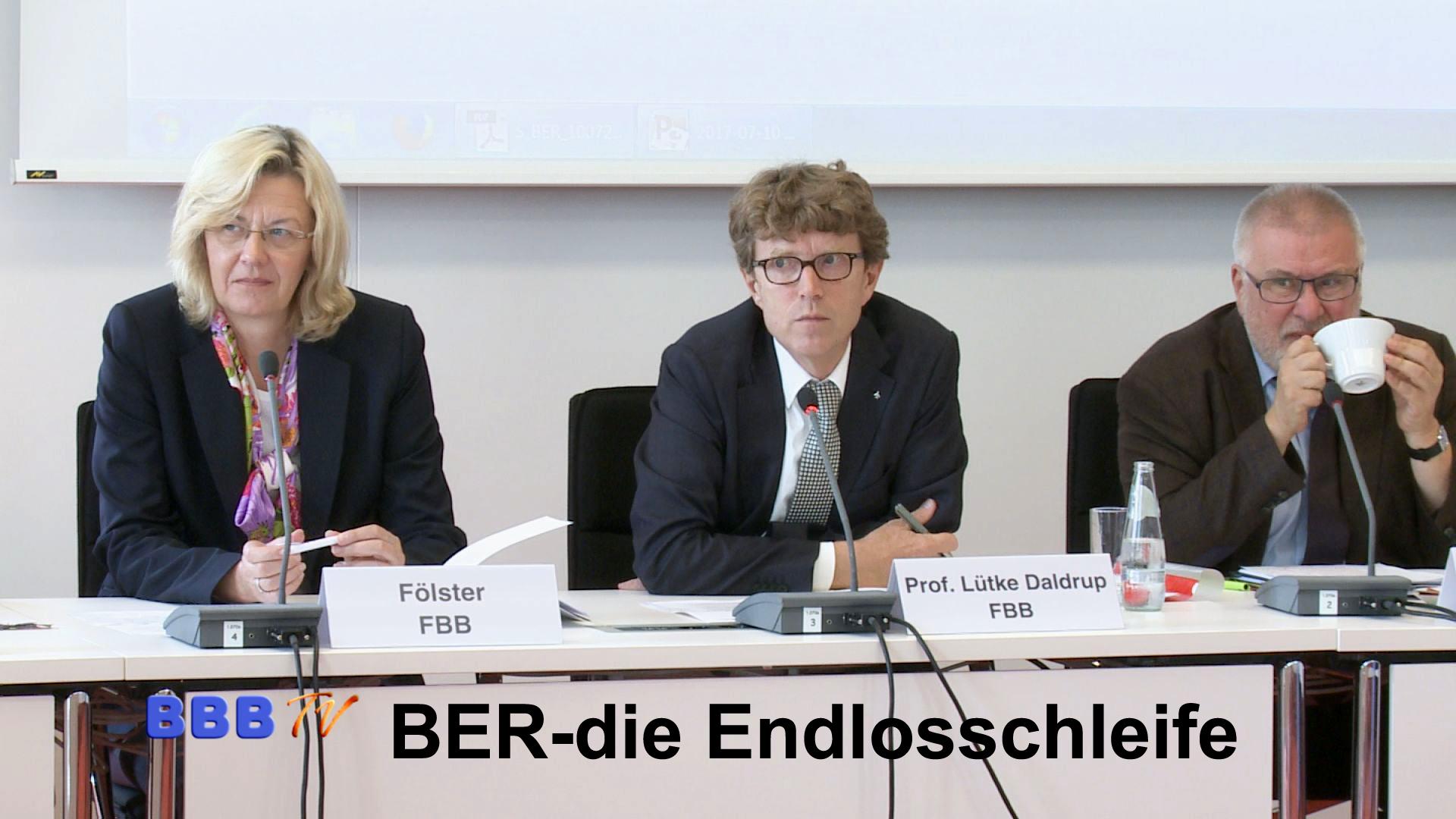 Strafender Oberlehrerblick und Geschwurbel der BER Chefs können nicht verdecken: Es geht nicht vorwärts. Warum sollte das beim Schallschutz anders sein? Wir haben die Äußerungen der letzten Geschäftsführer verglichen und […]