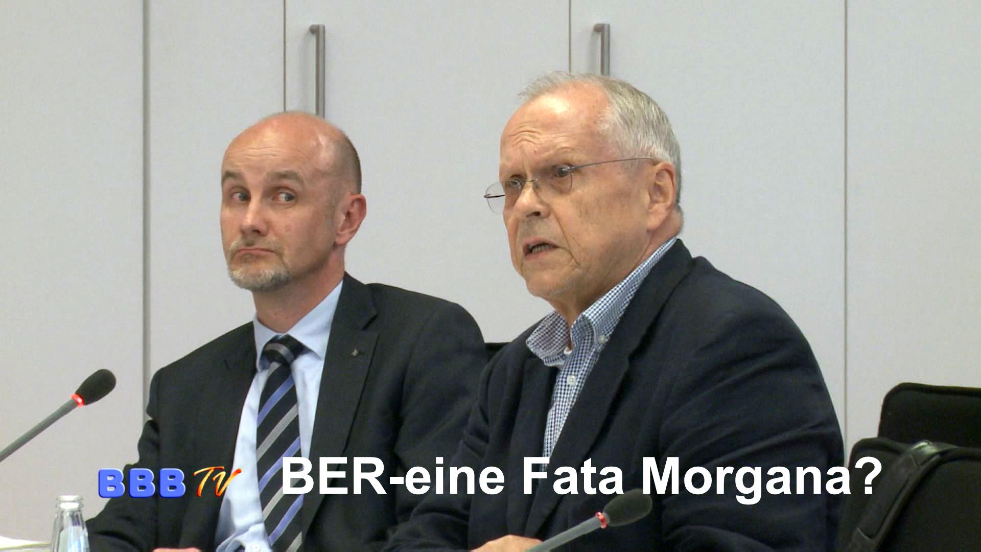 """""""Das ist ein Desaster"""": Dieter Faulenbach da Costa, international renommierter Flughafenplaner, geht mit der FBB (Flughafen Berlin Brandenburg GmbH) hart ins Gericht. Werden Regierung und Geschäftsführung endlich Schlussfolgerungen ziehen?"""